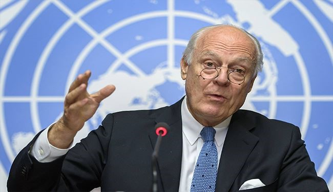 UN: Syria Peace Talks Will Begin Friday Afternoon