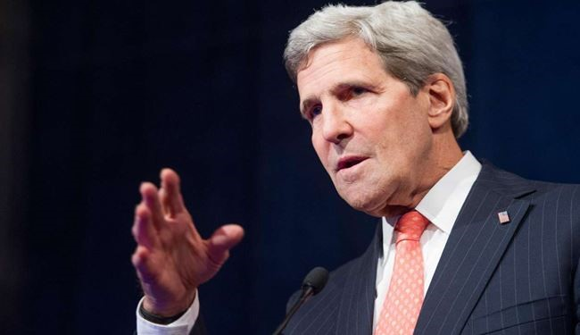 Kerry Welcomes Syrian Opposition Participation in Syria Peace Talks