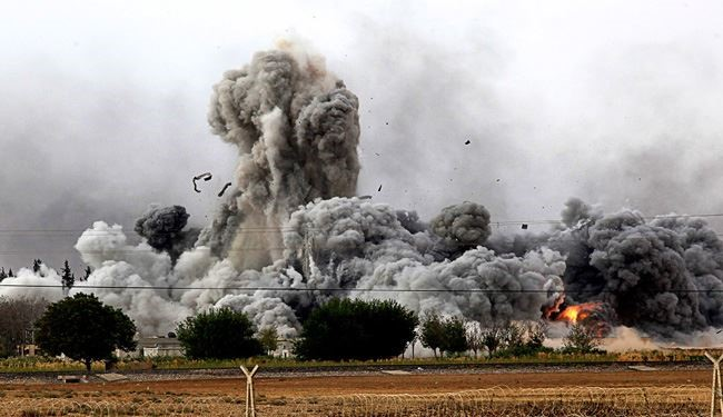 US Airstrikes on ISIS Killed 5, Injured 8 Iraqi, Syrian Civilians
