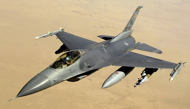 Netherlands to Send F-16 Jets for Bombing ISIS Terrorists in Syria