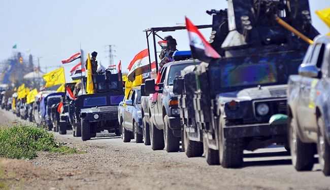 Iraqi Army Ready to Liberate Mosul from ISIS Terrorists