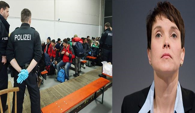 Border Guards Should Shoot Refugees if Necessary!: German Politician
