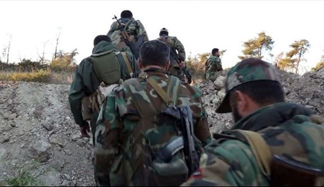 Syrian Army Wins Control over Strategic Mountain in Lattakia, Terrorists Choked