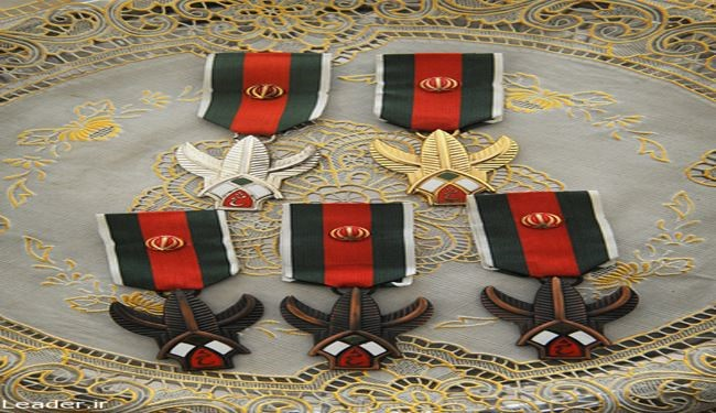 "See ""Medal of Conquest"" Supreme Leader Conferred to IRGC Commanders"