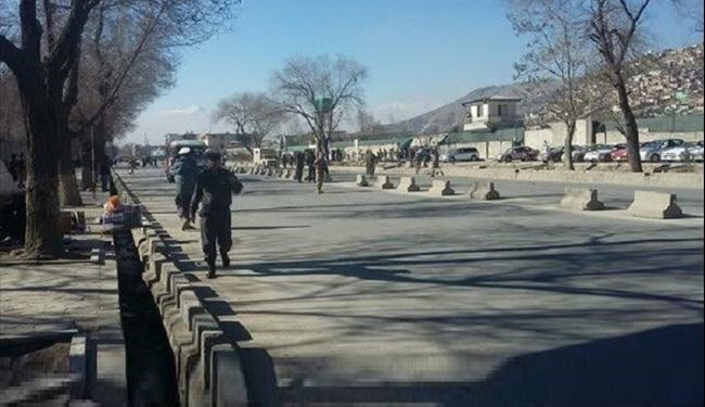 Blast Rocked Near Afghanistan Parliament ,1 Killed and 11 Wounded