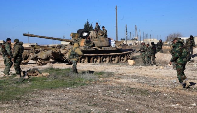 Syrian Army Artillery, Warplanes Pound ISIL, Al-Nusra Militants' Positions in Homs