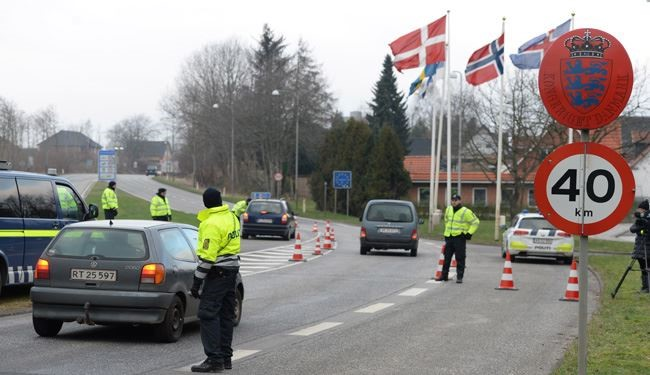 Migrants Crisis: Denmark Extends ID Checks at German Border