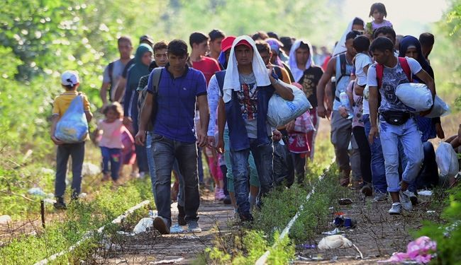 URGENT: EU Warns Migrant Crisis Could Disrupt Growth