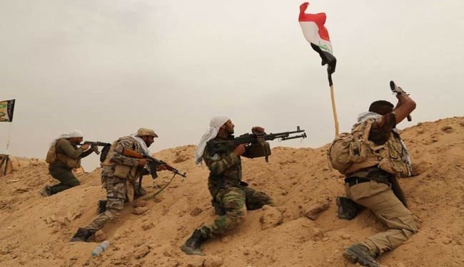 Iraqi Army Cleanses Albu Soda Area in Northern Fallujah, Kills 18 ISIS Militants
