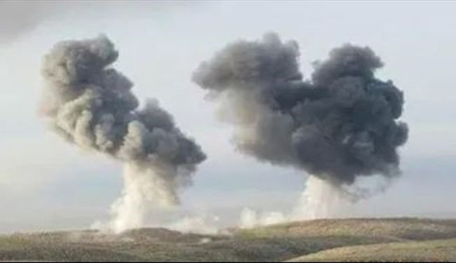 Turkish Fighter Jets Target Iraqi Village North of Dohuk