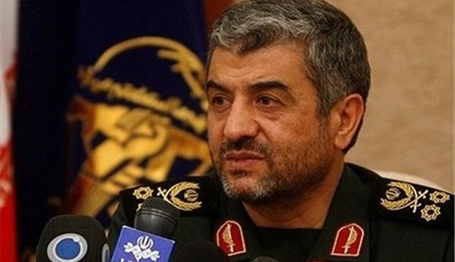 Saudis Won't Dare to Send Troops to Syria: IRGC Major General Jafari Says
