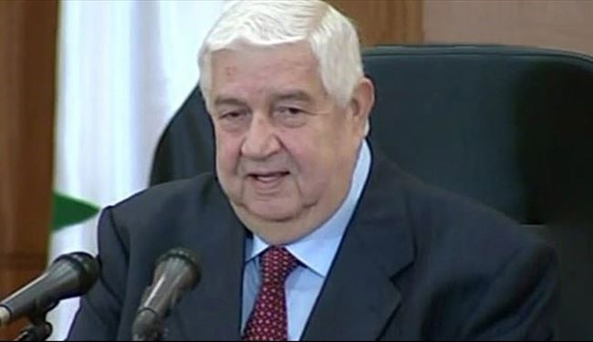 Syrian Government Will Not Implement any Precondition: Syrian FM