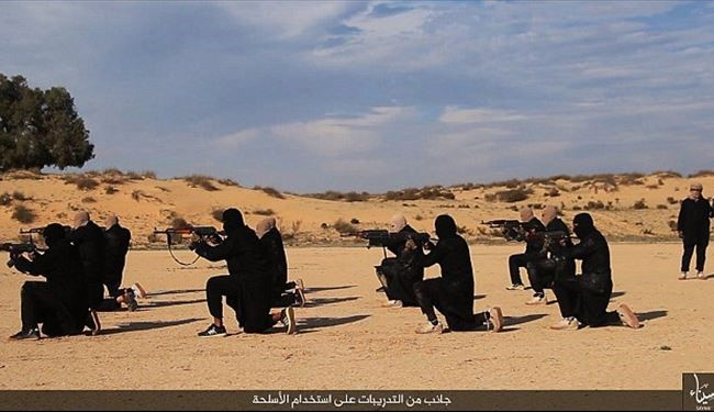 ISIS Unveils New Terrorist Camp in Egypt in a Series of Propaganda Pictures