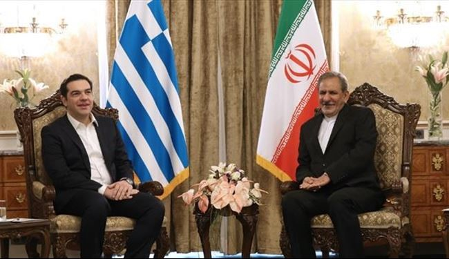"""Iran Can be a Stabilizing Factor in an Unstable Region"": Greek Premier Says"