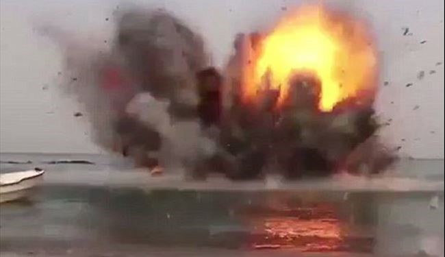Iraqi Forces Destroy 6 ISIS Boats, 2 Houses in West of Ramadi