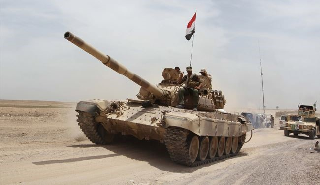 Iraqi Army Regains Key Road from ISIS Connecting Ramadi to Baghdad