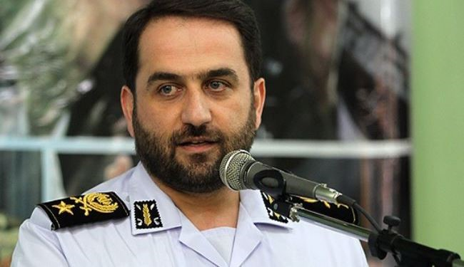 Iran Enjoys Safest Airspace in Western Asia: Air Force Commander