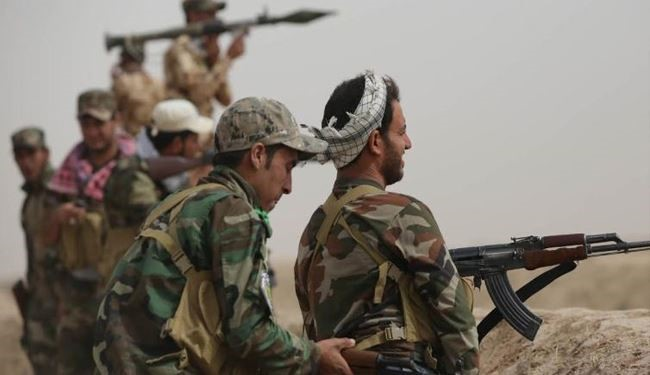Iraq's Hashd Al-Shabi Forces Repel ISIS in Tharthar, Kill 14 Terrorists