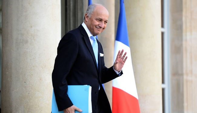 French Foreign Minister Fabius Leaving Government