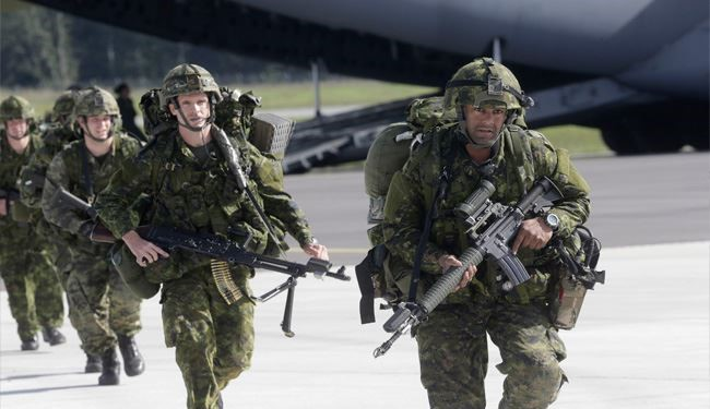 NATO Boosts Military Presence in Eastern Europe, Irritating Russia