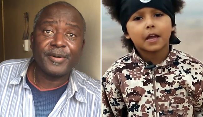Jihadi Junior Grandfather Evicted for His Grandson Terror Act in ISIS Video + PICS