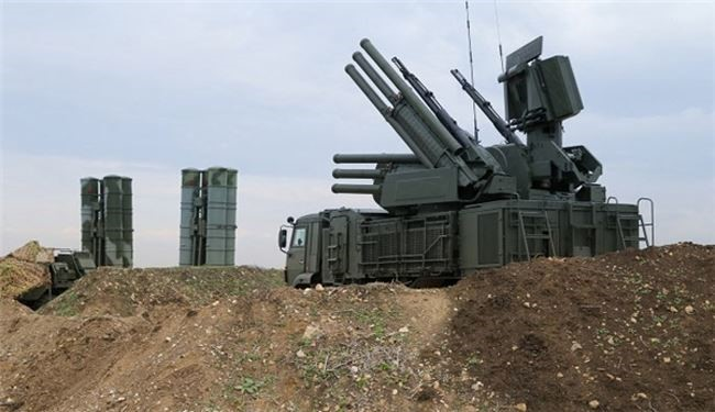 PICTURED: Russia Deploys 3 Layers of Air Defense Systems in Syria