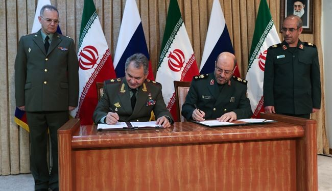 Iran Defense Minister to Visit Russia over Military Talks