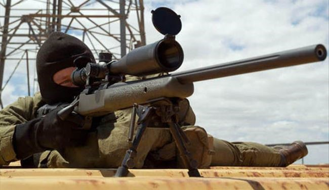 SAS Sniper Blows Head off ISIS Chief from a Mile Away to Teach Terrorists How to Decapitate