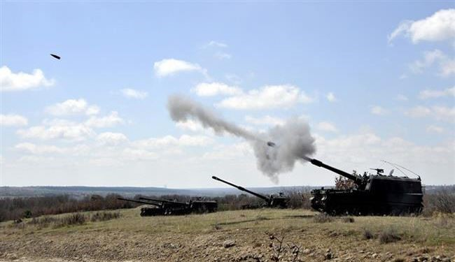 Turkish Artillery Opened Fire on Syrian Army Positions in Lattakia