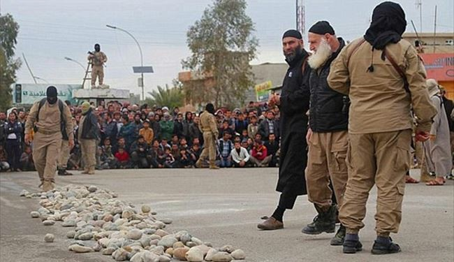 Four Women Raped by ISIS Terrorists, Then Stoned to Death in Mosul