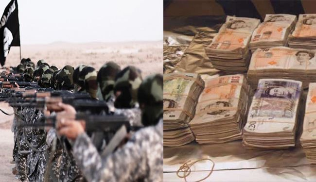 ISIS Militant Stole £60,000 from Terror Group and Ran away