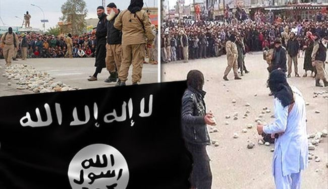 ISIS Thugs Rape Women Before Stoning Them to Death