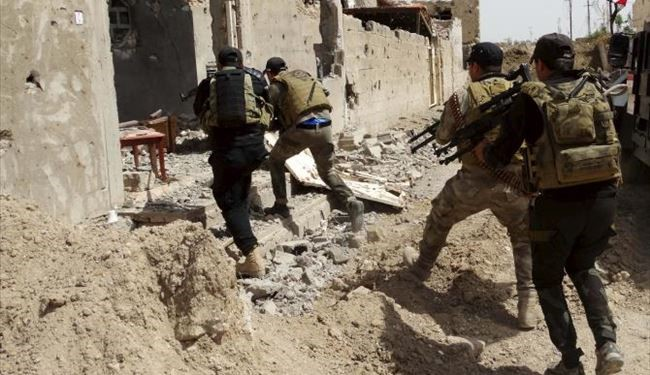 Iraqi Forces Kill 10 ISIS Militants in Tikrit, Arrest 3 Leaders in Samarra, Balad