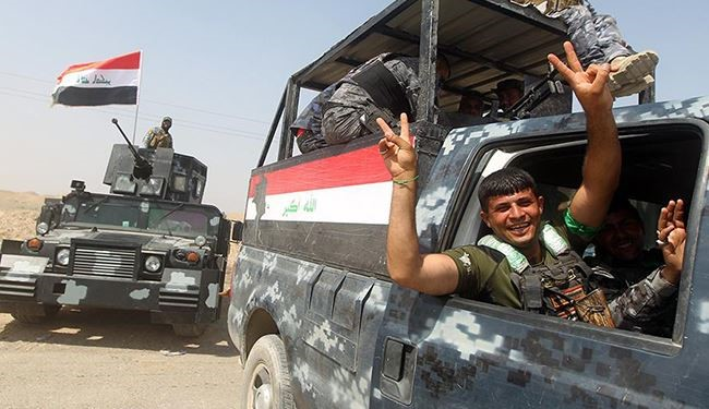 Iraqi Forces Kill 15 ISIS Elements in West of Ramadi