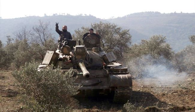 Syrian Army Foils ISIS Heavy Attacks on Strategic Hills in Homs