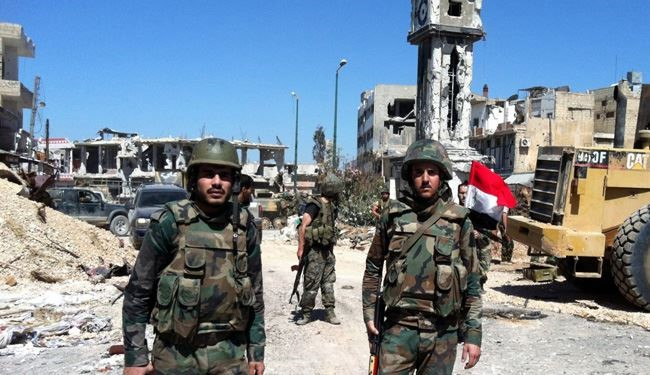 Syrian Army Units Intensify Attacks on Militants in Dara'a in Southern Syria