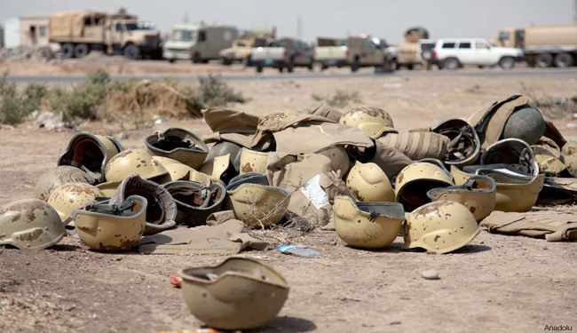 Iraqi Court Sentences 40 to Death over ISIS Massacre in Tikrit