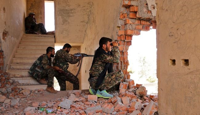 YPG, SDF Forces Regain Several Villages from ISIS in Syria's Hasaka