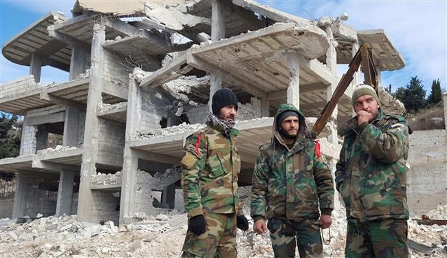 Syrian Army Units Liberate another Village in Aleppo from Daesh