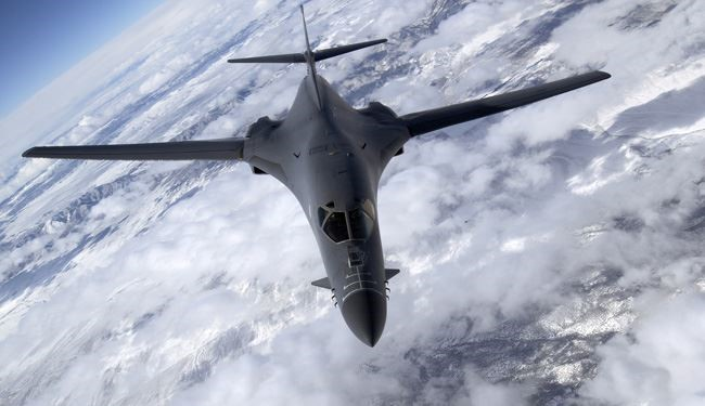 US Withdraws B-1 Lancer Bombers from Operations against ISIS