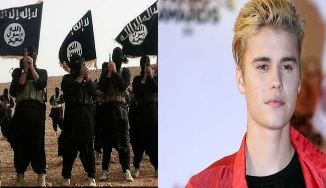 Now ISIS Uses Justin Bieber to Spread Hate Messages