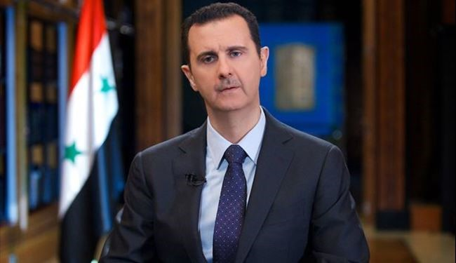 More than 80 Countries Support Terrorists in Syria: President Bashar Al-Assad