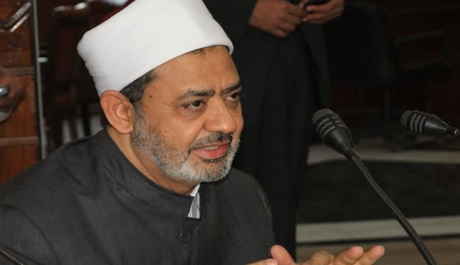 Sheikh Al-Azhar Calling for Proximity: Shiite, Sunni Are Brothers