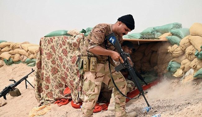 Iraqi Army Preparing to Liberate Key Areas from ISIS in Anbar