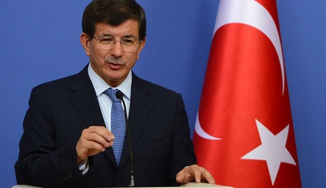 Turkey PM Insists Syrian Kurds Connected to PKK