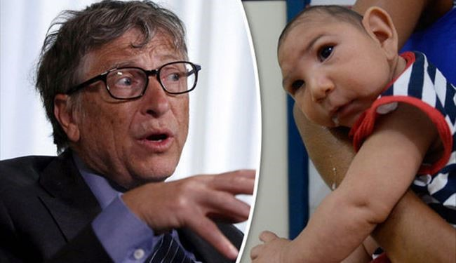 Microsoft Founder Bill Gates Could Cure Zika