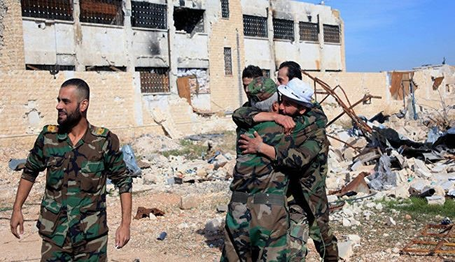 Syrian Army Units Pound Militants Severely in Aleppo Province