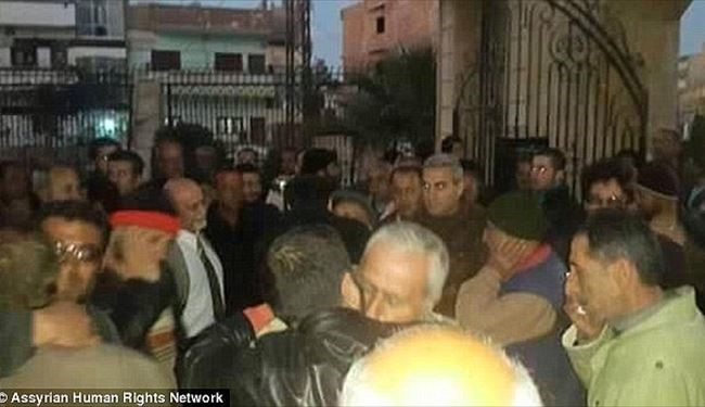 ISIS Releases Last 40 of 230 Assyrian Christian Hostages Kidnapped in Syria after Millions of Dollars Ransom