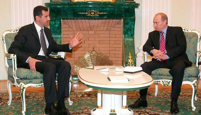 Syrian President Assures Russian Counterpart of 'Readiness' to Respect Truce