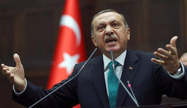 Turkey President Erdogan: Exclude Kurds from Syria Ceasefire